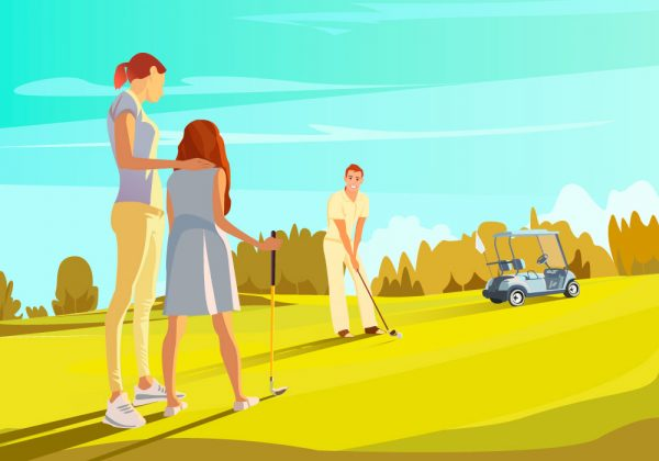 golf-en-famille